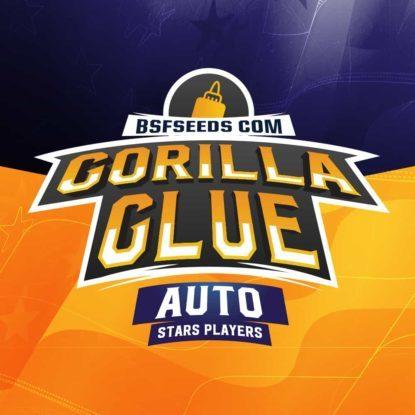 Logo dei semi di marijuana online di Gorilla Glue