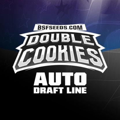 Logo dei semi autofiorenti di Double Cookies