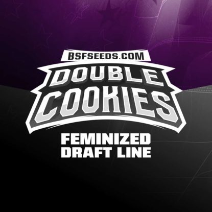 Logo dei semi femminizzati di Double Cookies