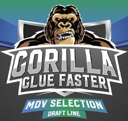Logo dei semi fast flowering di Gorilla Glue