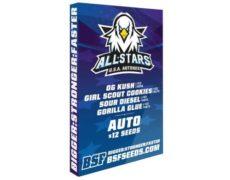 Kit di semi di marijuana online All Stars USA Automix