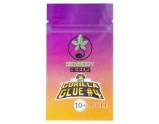 semi di cannabis sfusi gorilla glue 4