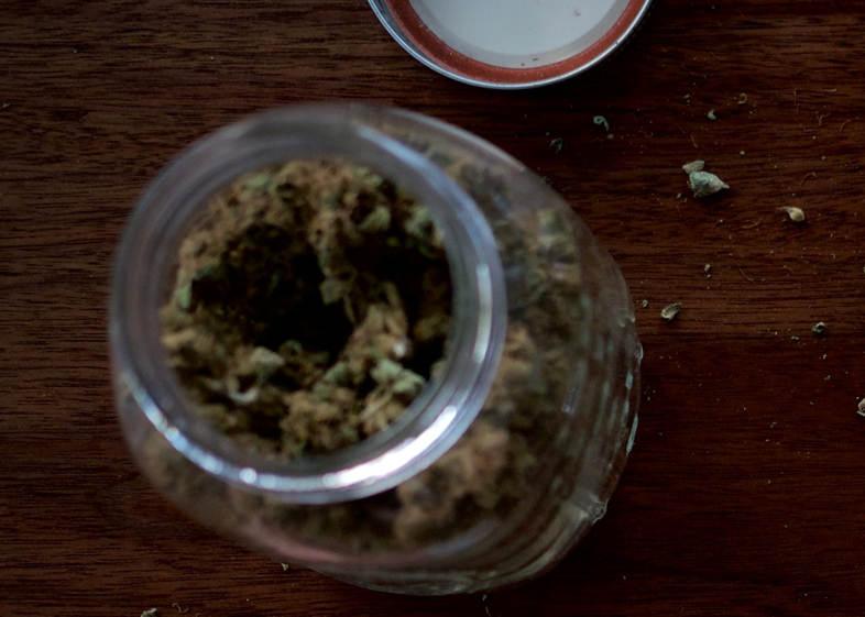 barattolo di semi